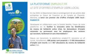 Emploi17.fr propose des forums emplois saisonniers «covid friendly»